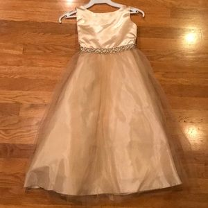 Other - Girls flower girl dress size 12